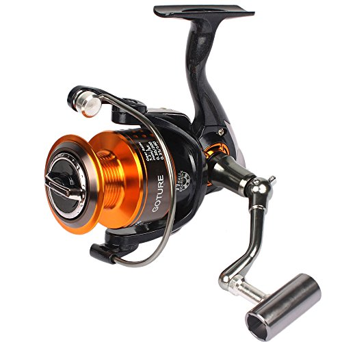 Pisfun New GT4000 Metal Spinning Fishing Reels