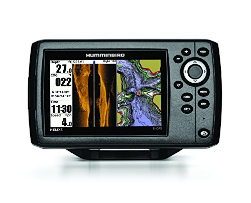 Humminbird 409640-1 HELIX 5 SI Fish Finder