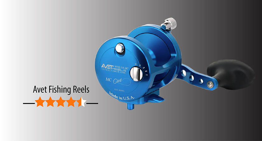 Avet Fishing Reels