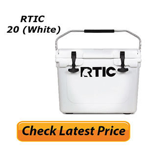 RTIC 20 Review (White)