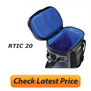 RTIC 20 Soft Pack Review