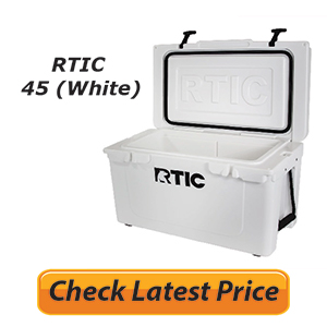 RTIC 45 Review (White)
