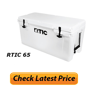 RTIC 65 Review (White)